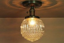 Home - Light Fixtures / by Nicole Buxton