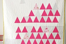 Triangle Quilts / by Karen Ganske