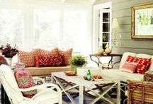 screened porch / by Cassie Cutrer Browning