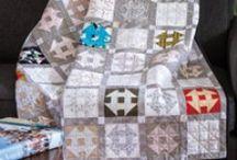 Churn Dash Quilts / by Karen Ganske