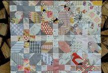 X Plus & Plus blocks/quilts / by Karen Ganske