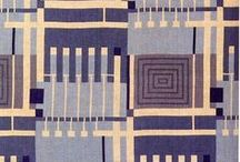 Fabric - Frank Lloyd Wright / by Nicole Buxton