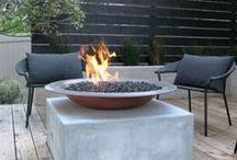 Tulisijat, nuotiopaikat -  outdoor fireplaces