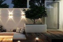 Pihan ja puutarhan valot - Garden lighting