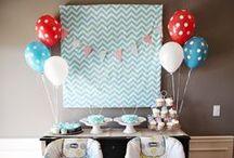Kids Birthday Parties / by Danielle Kleiner