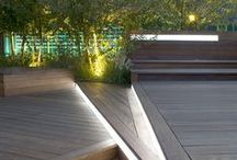 Terassit, patiot - Deck/terrace ideas