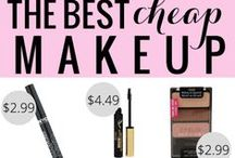 The Best Hair & Makeup. / Makeup and hair styles and products I love or want to try!