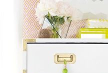 Home Accessories / Pretty ideas and accessories for the home!