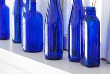 summer blues / by glassybaby