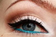Makeup and nails / by Beth Hendricks