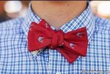 Wear Red & Blue - for the guys / Red and blue fashion for Ole Miss Rebels. Hotty Toddy! / by Ole Miss