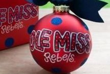 Hotty Toddy Holidays / by Ole Miss
