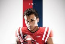Ole Miss Athletics / A board dedicated to Ole Miss Rebel athletes and the fans that love them.  / by Ole Miss