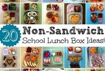 Lunch Box Ideas / by Paula Lopez@Kinderoo Children's Academy ≈≈