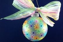 Our Do it Yourself Ornaments (DIY) / by Ornament Shop