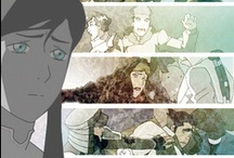 The Legand of Korra / by Maddy Ring