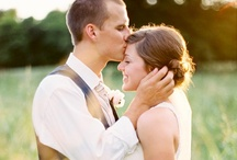 Wedding Photography Inspiration / We shoot weddings. These beautiful images inspire us.  / by Gentleman & A Lady