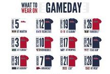 Gameday at Ole Miss / Follow this board for everything Ole Miss gameday from information about what to wear to football games to giveaways and other Rebel-related posts.