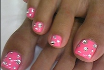 nails / by Theresa Fulgoni-Chittock