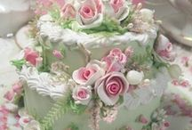 ~cakes for all occasions~ / by Theresa Fulgoni-Chittock