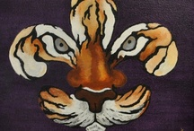 LSU...Geaux Tigers! / by Mardi Gras Day