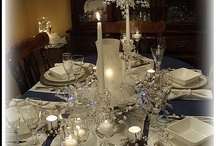 ~pretty table settings~