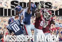 #wintheday / As football coach Hugh Freeze would say, Ole Miss Rebels know how to win the day. / by Ole Miss