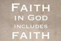 FAITH PRAY PEACE / by Rosa Gonzalez