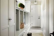 mud rooms and laundry rooms