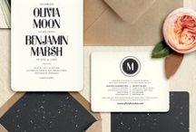 wedding | invitations etc. / by Denise Weerke