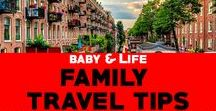 Family Travel Tips / Family travel can be fun... Join us in our journey to explore the best travel destinations with kids!  Read more family travel tips and family travel advice by a traveling family.