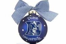 College/University Ornaments! / You will love our new selection!  These will make the perfect personalized gift for a college boy, girl or alumni!  They will love it! / by Ornament Shop
