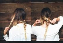 Hair Tutorials / by Lora ツ