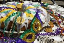 King Cake / by Mardi Gras Day