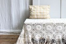 Want to make a crochet curtain