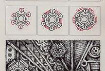 Zentangle Doodles