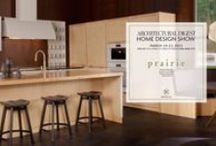 Prairie Series / by Rutt HandCrafted Cabinetry