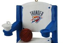 NBA Basketball Ornaments / Awesome NBA Stadium Seat Ornaments! / by Ornament Shop