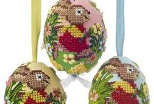 Easter Ornaments! / Unique ornaments to decorate your Easter tree and other  Easter home decor. / by Ornament Shop