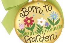 Gardening / Ornaments for those with a Green Thumb! / by Ornament Shop
