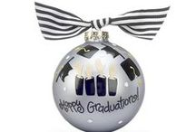 Graduation Gifts / Graduation gifts they will keep for a lifetime! / by Ornament Shop
