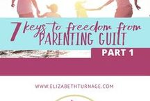 "Parenting Grace / This is for you, Moms. Not so much -- ""how-to"" parent but hope for you to find freedom in parenting."