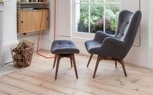 Design Town & GRANT FEATHERSTON CHAIR