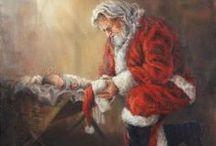 Santa Claus / Santa / by Deanna Patterson
