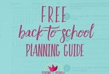 Parenting Freebies / Printables and blogs to help parents.