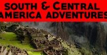 South America & Central America Travel Tips / Tips for travel in South America and Central America! Find travel advice for traveling South America with kids.