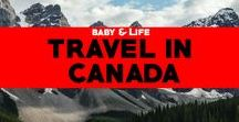 Travel In Canada / Travel Tips & Travel Advice for travel in Canada. Find out more about the best places to visit in Canada, where to eat in Canada, and kid-friendly places in Canada!