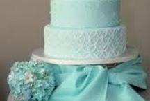 cakes and cupcakes / by Patti Brockhoff Hobin
