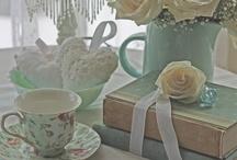 tea / by Patti Brockhoff Hobin