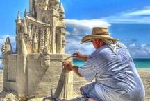 Sand Castles / by Patti Brockhoff Hobin